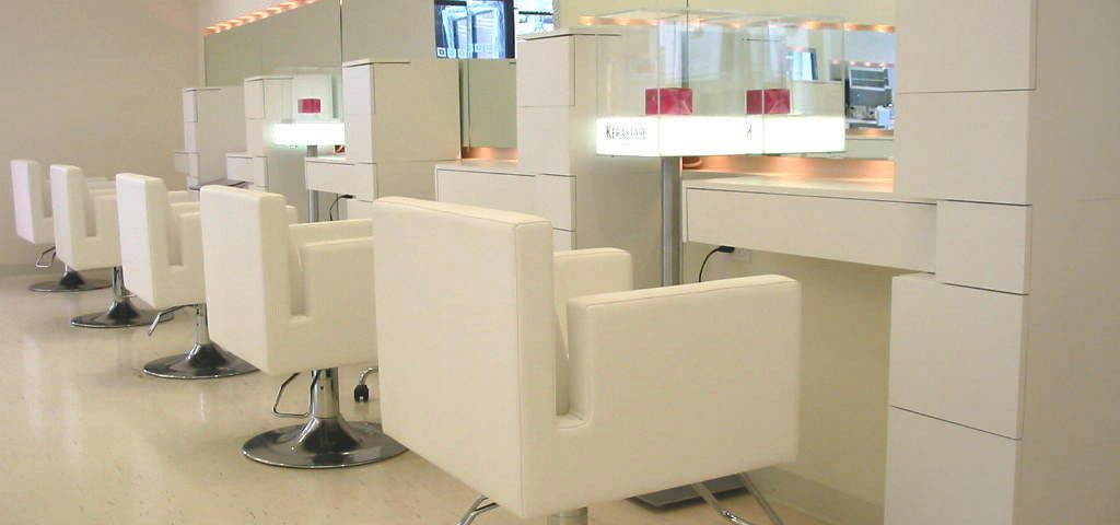 Salon lighting 101 minardi color perfect lighting for 101 beauty salon